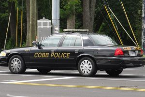 Cobb County Police Homeowner shoots intruder