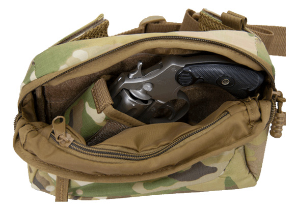 Flying Circle Bags Concealed Carry Waist Pack