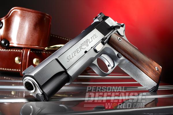 cylinder slide super lite 45 pistol