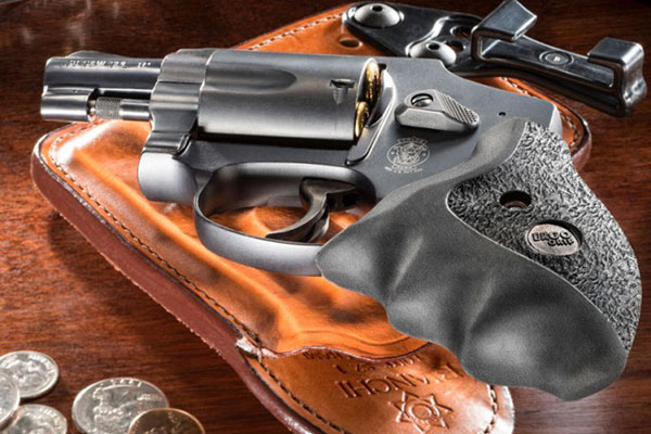 Ergo Grip's Delta Grip Ideal For J-Frame Revolvers