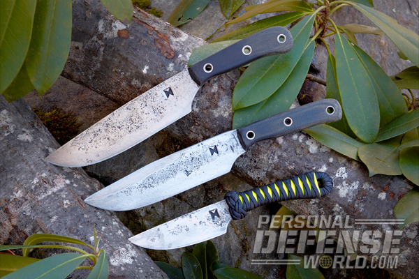 helm forge battle blades and cord wrapped blade