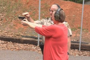 Jackson County Sheriff's Office gun safety