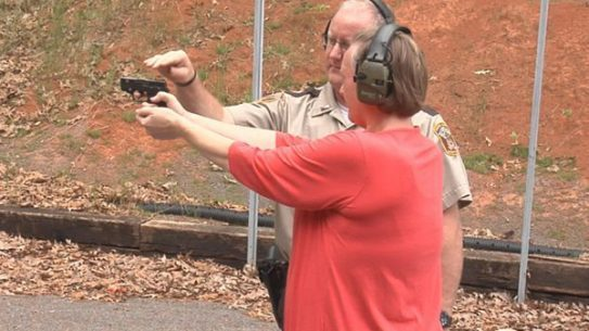 Jackson County Sheriff's Office gun safety