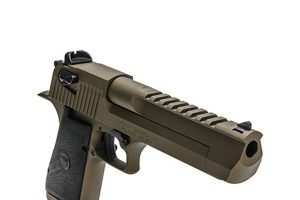 Magnum Research Mark XIX Desert Eagle .50 AE Burnt Bronze