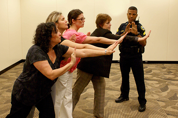 Police Self-Defense Course For Women