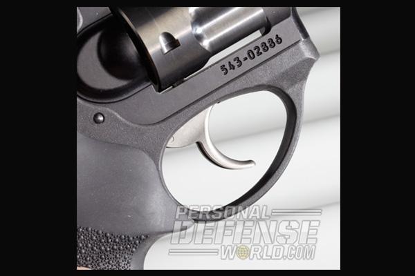 Ruger LCRx .38 Special | Trigger