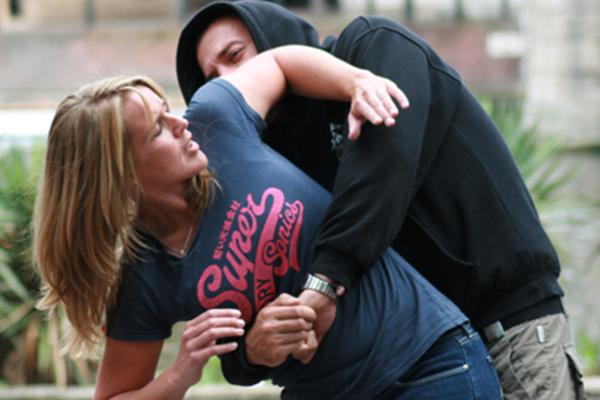 Mother & Daughter Self-Defense Class