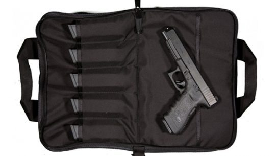 Tuff Products Single Padding Pistol Case