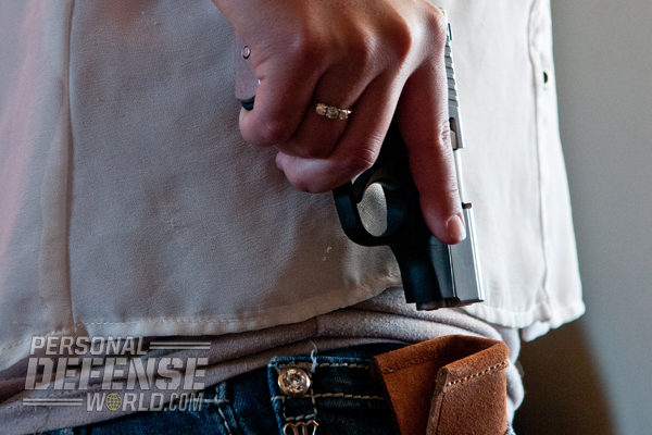 Concealed Carry Methods: Pocket Carry