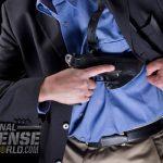Concealed Carry Methods: Shoulder Carry