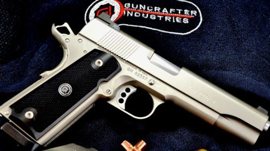 Guncrafter Industries: 'Golden Gun' Model No. 1 50 GI