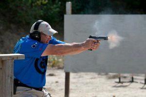 Colt shooter Mark Redl (Photo courtesy Paul Erhardt)