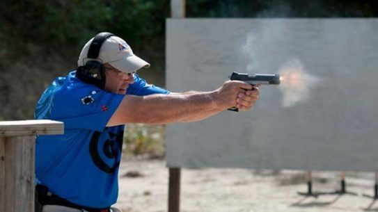 Colt shooter Mark Redl (Photo courtesy Paul Erhardt)