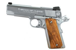 Metro Arms American Classic Commander - Hard Chrome