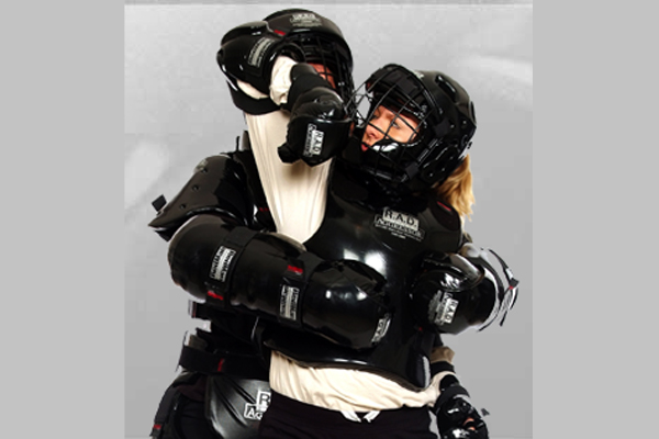The women's self defense class offered by Smyrna police will be based on the R.A.D. system of self defense (pictured).