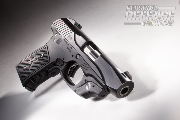 Slim and lightweight, the R51 puts 9mm power in a package as easy to carry as many well-known .380s.