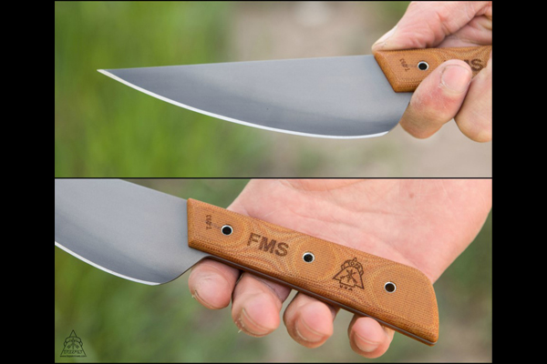 TOPS Knives - Frog Market Special