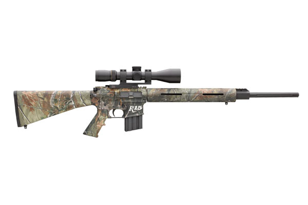 Remington Model R-15 in .450 Bushmaster