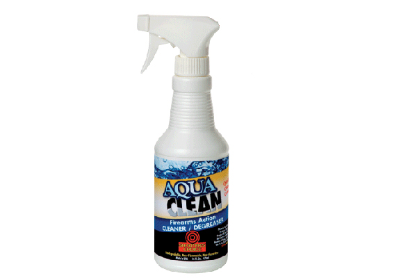 Aqua Clean Firearms Action Cleaner/Degreaser