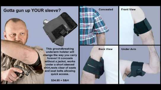 ArmsBand Concealed Carry Holster