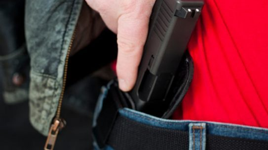 California has seen a dramatic increase in concealed carry permit applications.