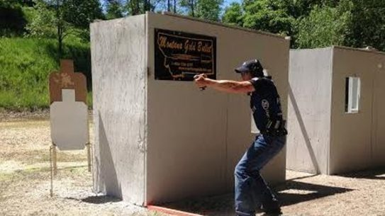 Dave Sevigny won Limited Division at the USPSA Area 5 Championship