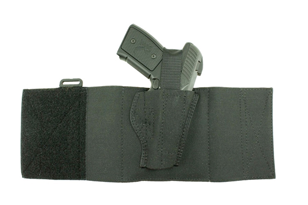 10 DeSantis Holsters That Help with Concealed Carry - DeSantis Apache Ankle Rig