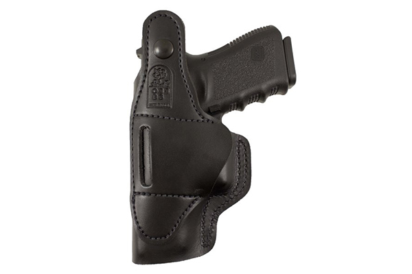 10 DeSantis Holsters That Help with Concealed Carry - DeSantis Dual Carry II left