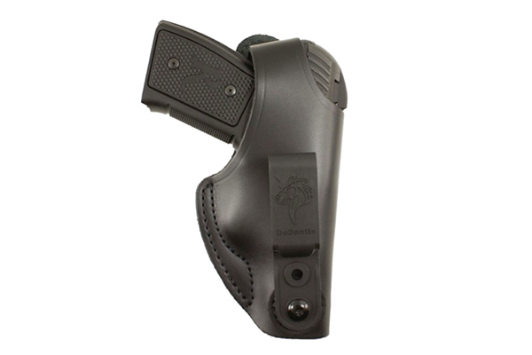 10 DeSantis Holsters That Help with Concealed Carry - DeSantis Dual Carry II
