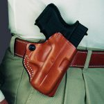 10 DeSantis Holsters That Help with Concealed Carry - DeSantis Mini Scabbard belt