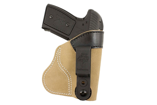 10 DeSantis Holsters That Help with Concealed Carry - DeSantis Pocket-Tuk