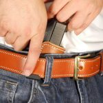 10 DeSantis Holsters That Help with Concealed Carry - DeSantis Sof-Tuck inside belt