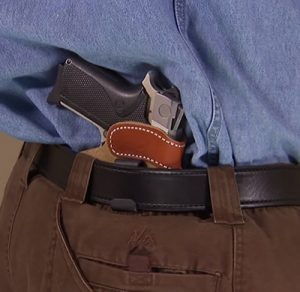 10 DeSantis Holsters That Help with Concealed Carry - DeSantis Sof-Tuck marquee