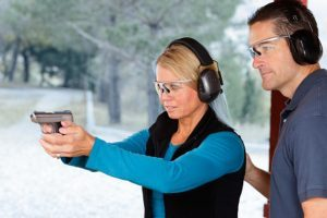 Gun safety courses are proving very popular among women in southwest Georgia (Photo: Phyleo.com)
