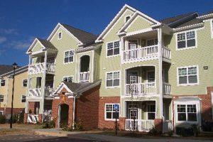 Laurel Ridge apartment complex Georgia