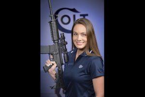 Team Colt's Maggie Reese