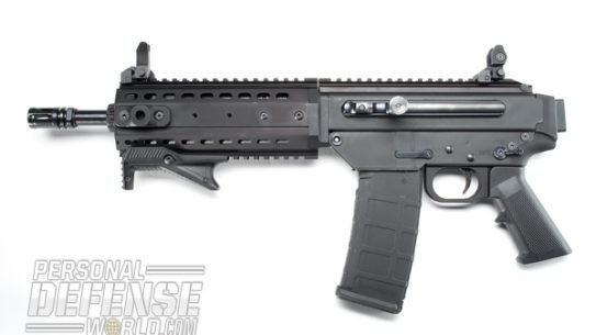 MasterPiece's New MPAR556-P Megapistol