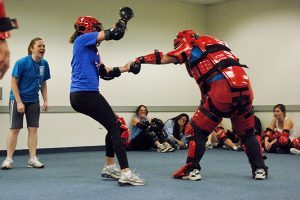 Rape Aggression Defense course Windsor Height Police Department
