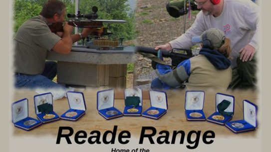 The annual Remington Long Range Open took place at Reade Range.
