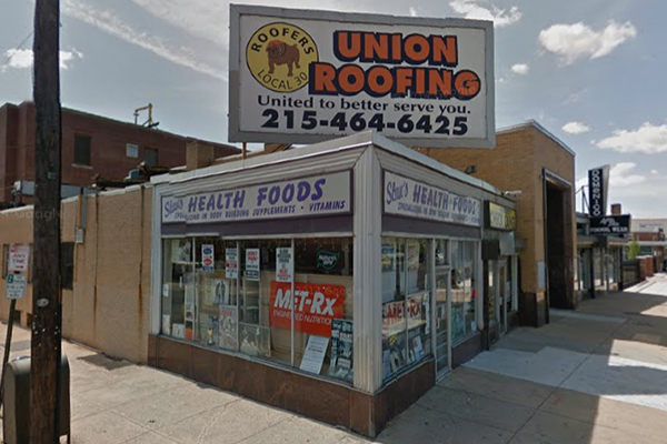 A female shopkeeper in Philadelphia shot and killed an armed robber in her store (Photo: Philadelphia Inquirer/Google Maps)