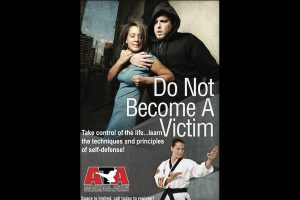 Valpo ATA's Self-Defense Class is set for Friday, June 20.