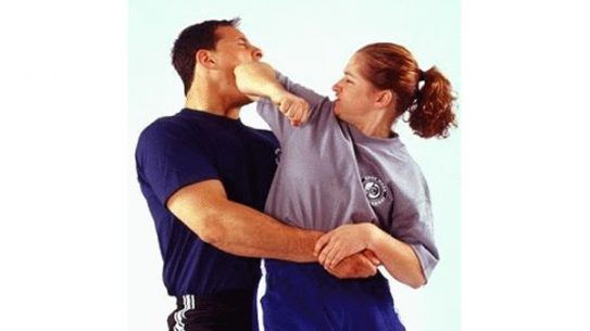 women's self-defense classes