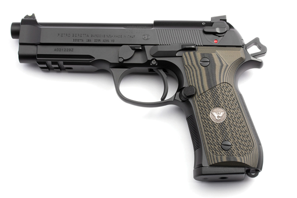 Wilson Combat Customizes The Classic Beretta 92