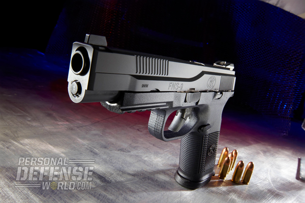 FNS-9 LONG SLIDE pistol