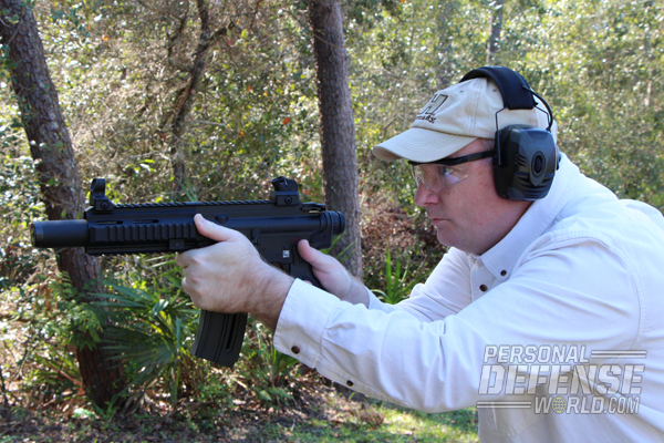 Walther HK416 Pistol