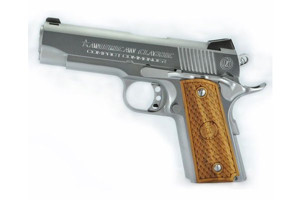 Metro Arms American Classic Compact Commander 1911 - Chrome