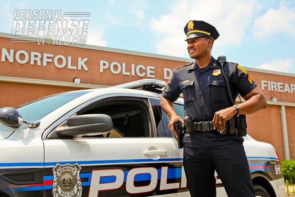 Employing more than 700 officers, Norfolk is the second largest city in Virginia and has concurrent jurisdiction over the world's biggest naval base.