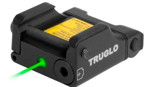 TRUGLO's Micro-Tac Tactical Micro-Laser Sight