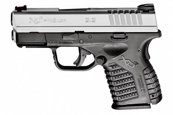 Springfield XD-S 3.3 .45 ACP