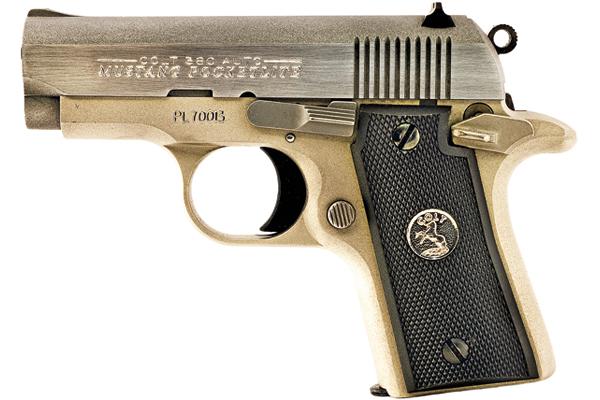 Colt .380 Mustang Pocketlite